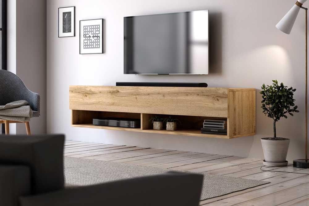 خرید میز تلویزیون دیواری