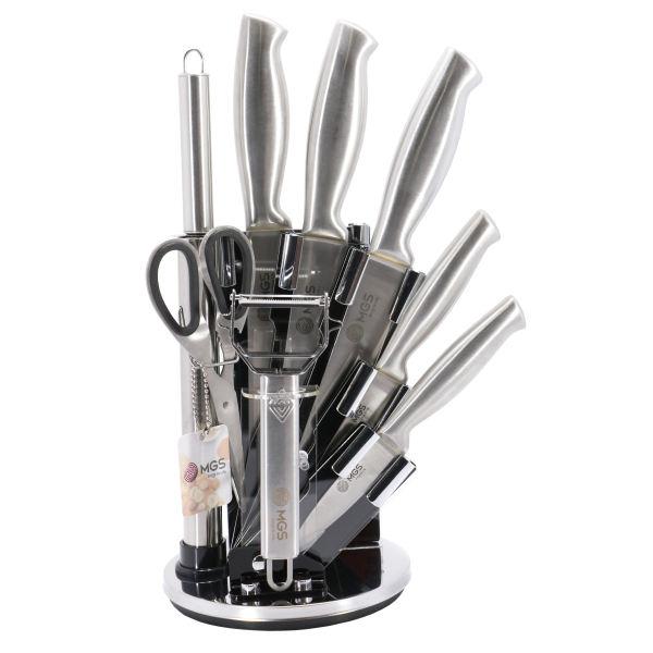 60 مدل چاقو آشپزخانه مدرن و تیز