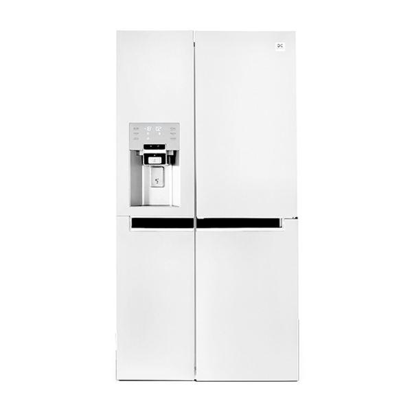 خرید 34 مدل بهترین یخچال و فریزر ساید بای ساید