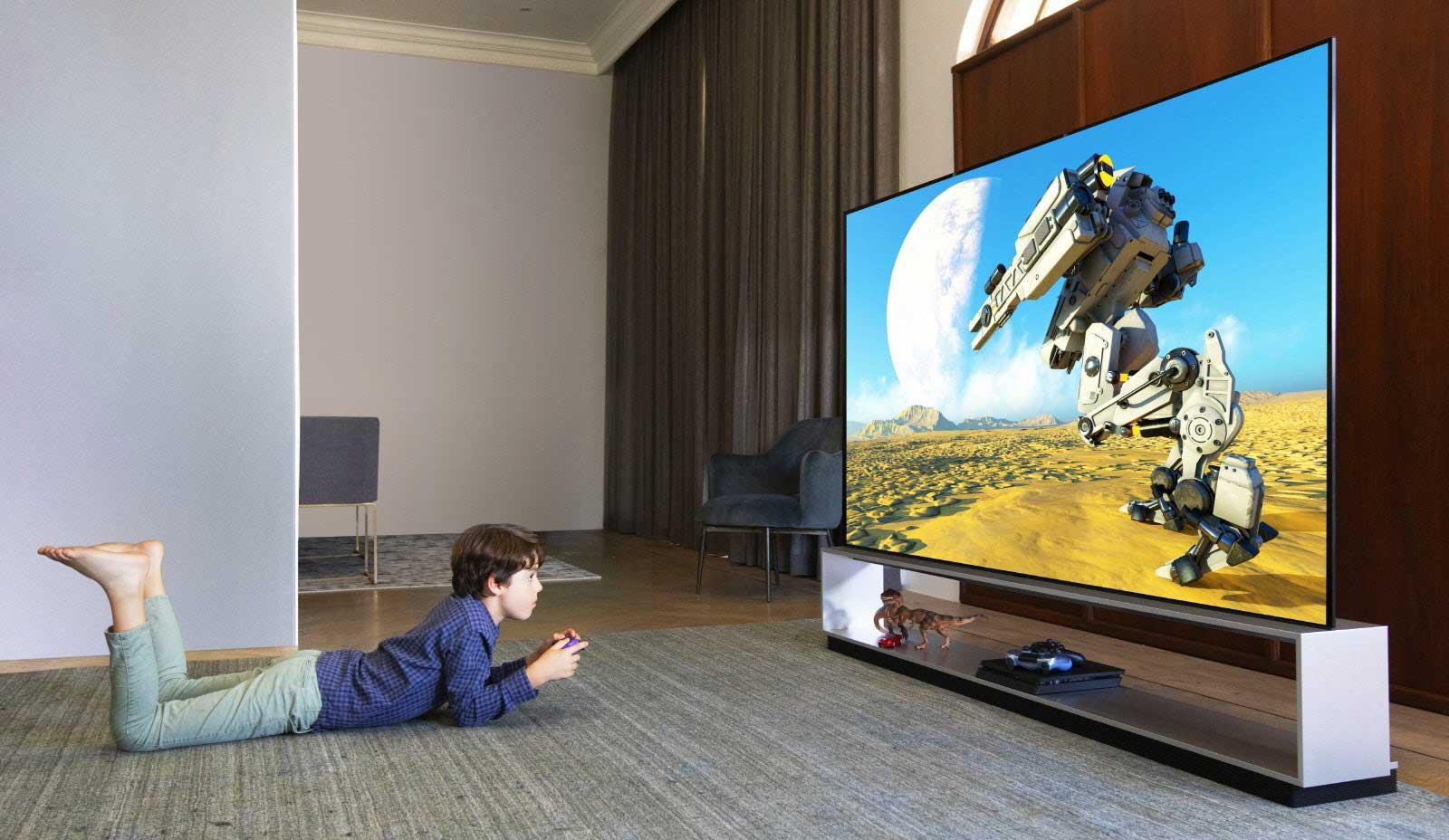 خرید تلویزیون 55 اینچ