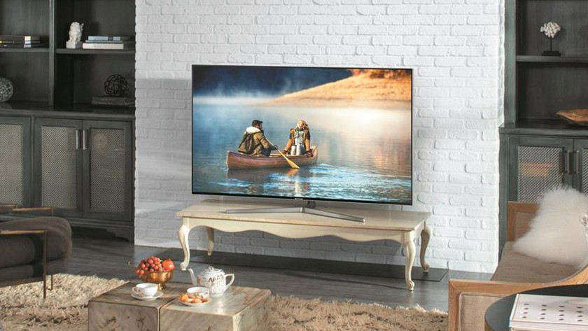 تلویزیون تخت