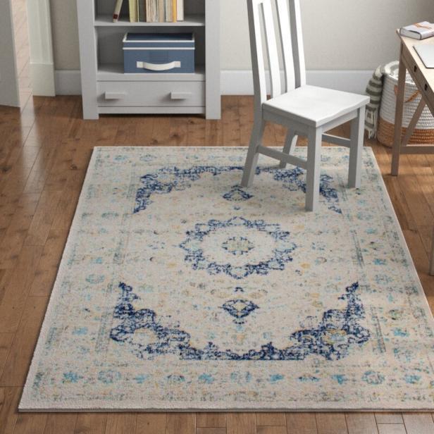 فرش ماشینی دو لایه