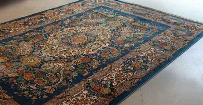 فرش ماشینی یک و نیم متری