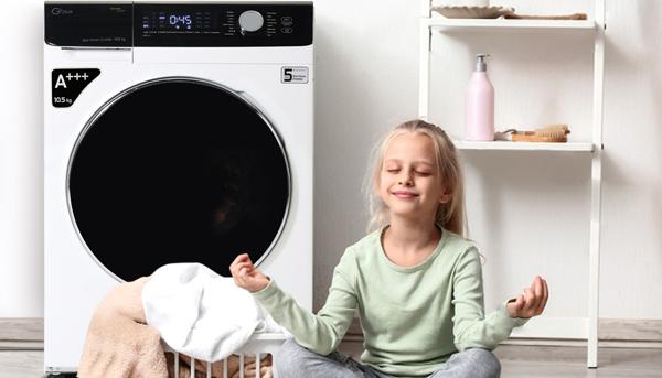 خرید ماشین لباسشویی با ظرفیت 10.5 کیلوگرم