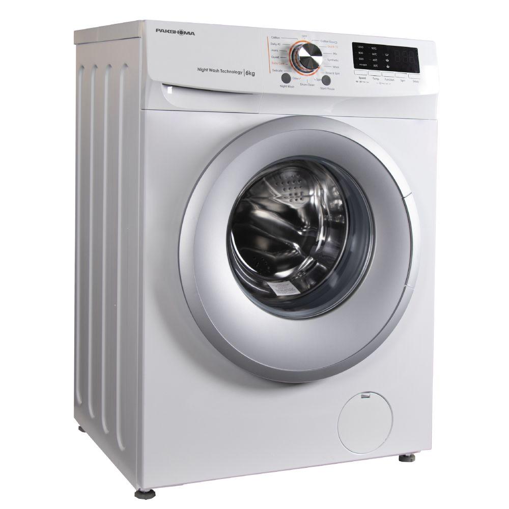 خرید ماشین لباسشویی با ظرفیت 6 کیلوگرم