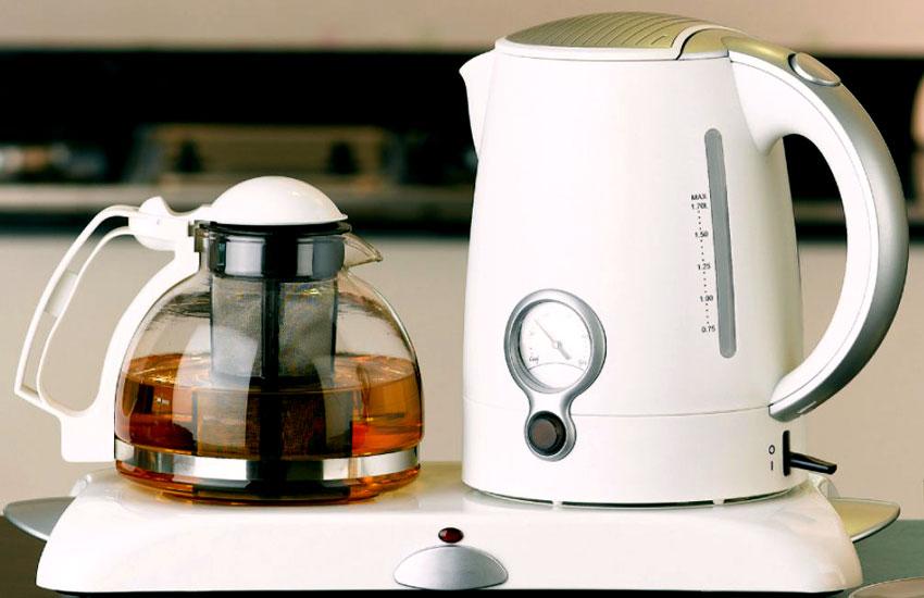 خرید چای ساز کویین
