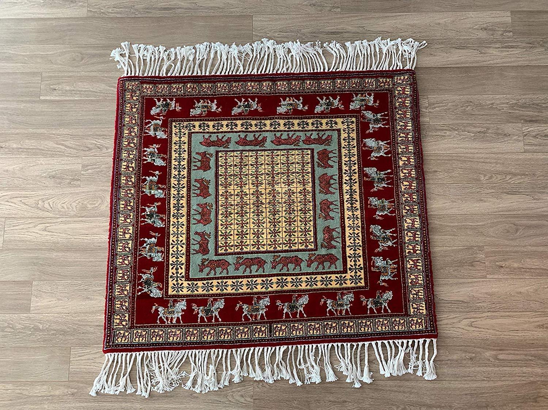 خرید گبه دستباف کوچکتر از 1 متری