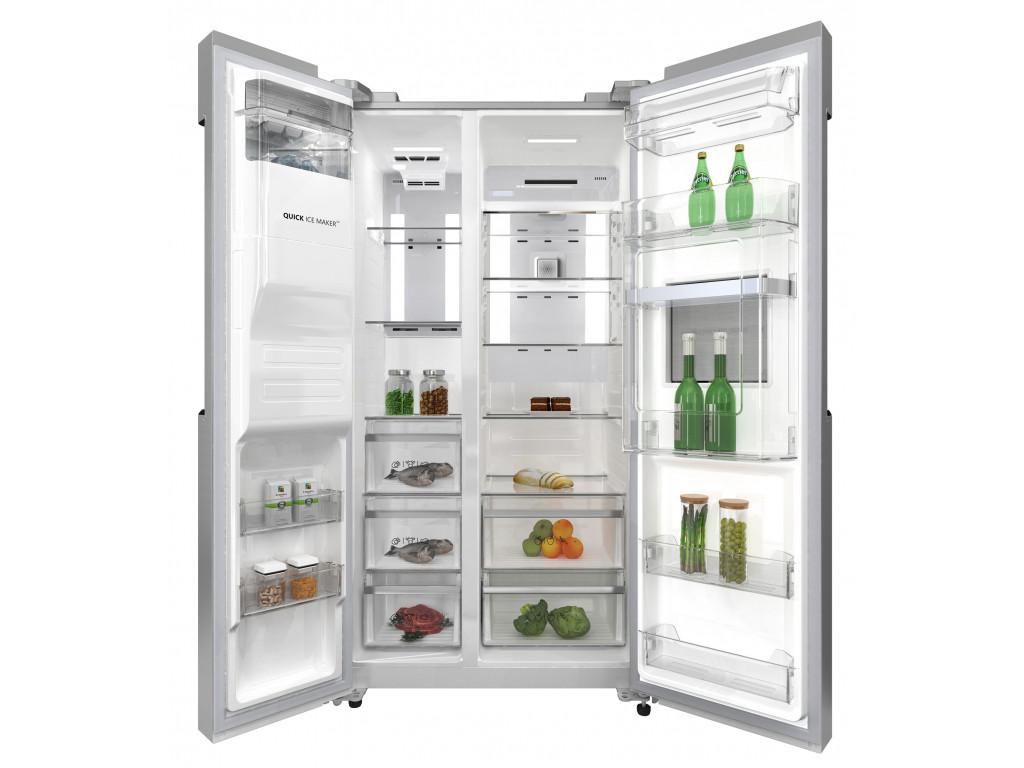 خرید یخچال ساید بای ساید اسنوا