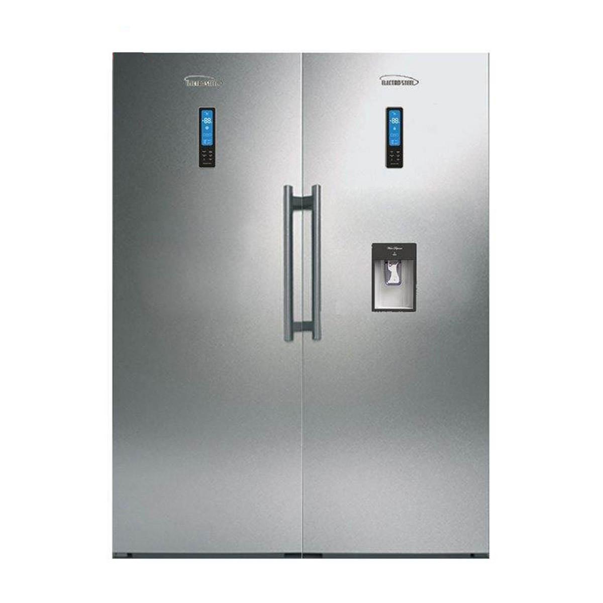 خرید یخچال و فریزر الکترواستیل