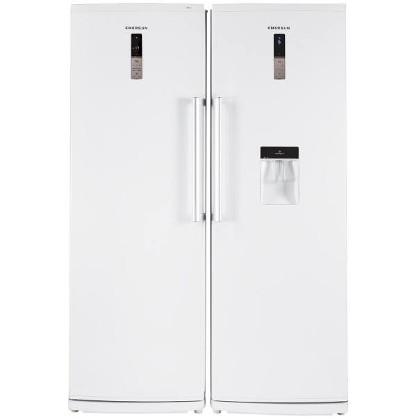 خرید بهترین یخچال دوقلو امرسان