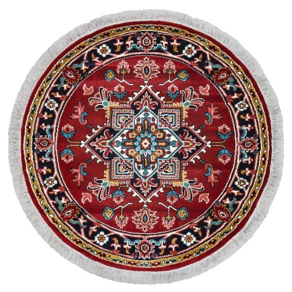 خرید بهترین فرش ماشینی دایره