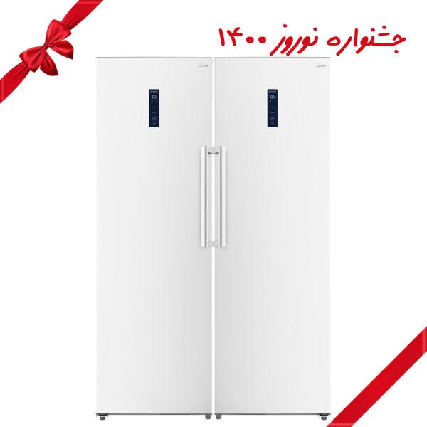 خرید بهترین یخچال و فریزر جی پلاس