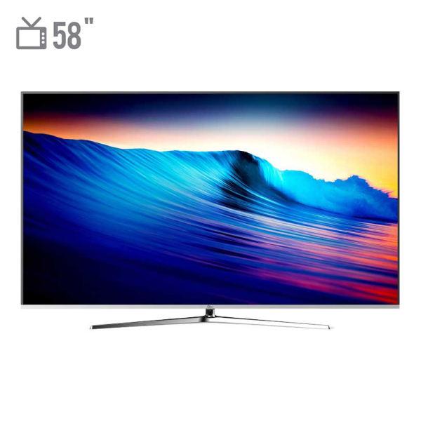 خرید بهترین تلویزیون 58 اینچ