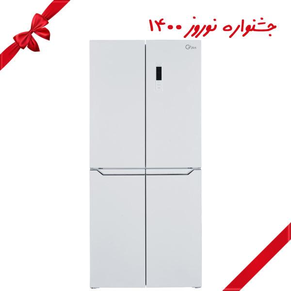 خرید بهترین یخچال ساید بای ساید جی پلاس