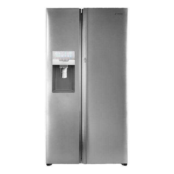خرید بهترین یخچال ساید بای ساید اسنوا